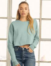 Women´s Cropped Crew Fleece