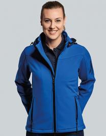 Women´s Hooded Soft-Shell Jacket